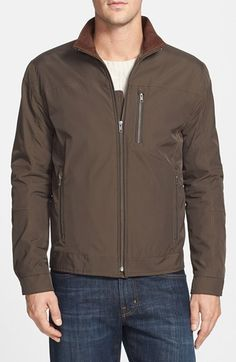 Men's Remy Leather 'Hi Density' Jacket