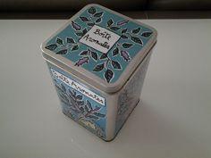 boîte à aromates
