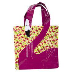 Duck Tape® Flamingo Beach Bag  | Ducktivities #ducktape #craft #diy