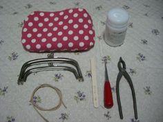 ★親子がま口の作り方、レシピ公開いたします。「口金編」リンク歓迎♪|がま口の作り方♪手縫いで作る初めてのがま口【手作り屋万莉】