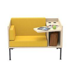 MUTE focus low   PLAN@OFFICE Desks, Colours, How To Plan, Storage, Furniture, Home Decor, Mesas, Purse Storage, Decoration Home