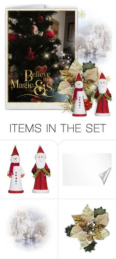 """""""Merry Christmas To All My Friends on Polyvore"""" by emavera ❤ liked on Polyvore featuring art, Christmas, my_humble_home and my_humble_tree"""