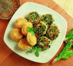 Polpettine di ricotta e spinaci - Tutte le ricette dalla A alla Z - Cucina Naturale - Ricette, Menu, Diete