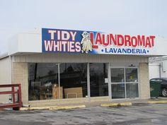 Tidy Whites Laundromat -  Independence, Kansas