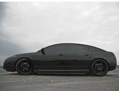 Totally Blacked Out Citroen C6 - Carscoops