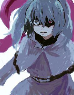 ||Tokyo Ghoul: Re|| saiko was amon when amon was gonna kill saiko....