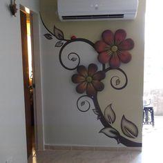Decoración de paredes. Wall decoration.
