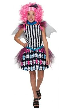 Monster High Skelita Calaveras Child Costume | Pinterest | Skeleton halloween costume Monster high and Halloween costumes  sc 1 st  Pinterest & Monster High Skelita Calaveras Child Costume | Pinterest | Skeleton ...