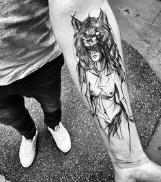 Artist: @ineepine Collection of best tattoo artists manually-picked, daily.