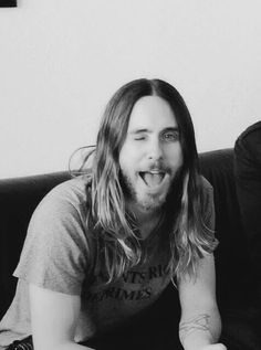 Jared Leto is adorable.