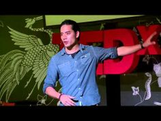 Turning up the volume, bringing human trafficking down: Ruici Tio at TEDxUbud #MTVExit