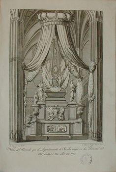 Relacion de las exêquias que la muy noble y muy leal ciudad de Sevilla hizo por el alma del Rey Carlos III. En los dias 25 y 26 de Enero de 1789 : con la oracion fúnebre ... 1790
