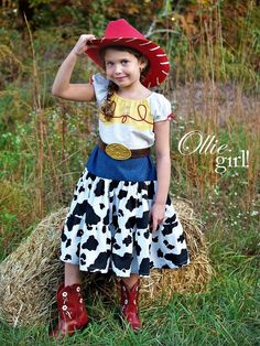 Jessie the Yodeling Cowgirl for by boutiqueolliegirl on Etsy