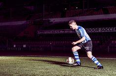 Lifestyle/reclamefoto's voor Personato. Fotografie: www.hennyvanroomen.nl #fotograaf #reclame #sport #voetbal #soccer #football #nijmegen #venlo