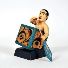'Odyssey' by Phil Gray, Tsimishian-Cree artist.