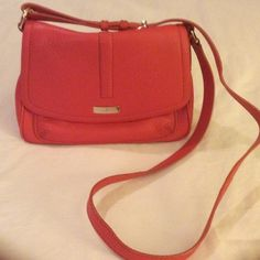 c263208e1cc Shop Women's Cole Haan Orange size 10 X 4 x 7 Crossbody Bags at a  discounted price at Poshmark.like new.all leather.ALL LEATHER.