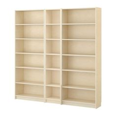 Birch Bookcases - Foter