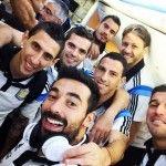 Brasil 2014: Argentina llegó a Río de Janeiro y recibió una cálida bienvenida para afrontar el debut