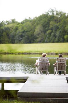 Ah, the lake lifestyle! #lakeoftheozarks #albersandalbers #realestateatthelake