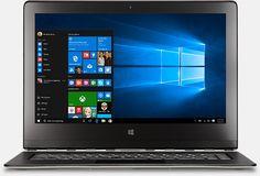 Obrázek plochy Windows 10 s miniaturní obrazovkou Start