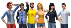 The Sims 4 Better Portraits Pose Pack [conflict with Zerbu's Customizable Career Outfit Mod]