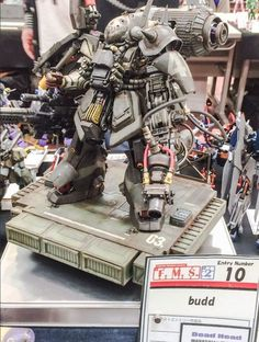 GUNDAM GUY: Fukuoka Modelers Session Exhibition - Image Gallery [Part 4]