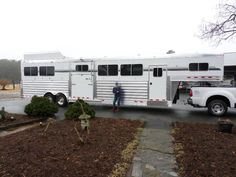 Congratulations to Rainbow Row Farm in Statesville, NC on the purchase of your new 4-Star, 6H HH trailer from LA Trailer Sales, LLC! We appreciate your business and wish you a successful 2015! (800) 350-0358