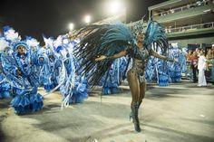 Rio Carnival 2016 - Day 1
