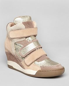 Ash High Top Wedge Sneakers - Alex | Bloomingdale's