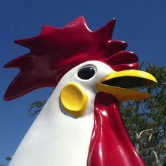 Mega fair chicken