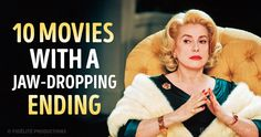 Ten great movies with a jaw-dropping ending - Info Ideal Great Movies, New Movies, Movies To Watch, Movie List, Movie Tv, Movie Club, Movies Showing, Movies And Tv Shows, Series Movies