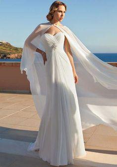 Demetrios DR188 Wedding Dress photo