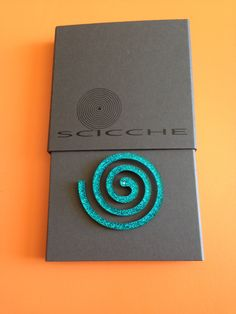 The  absolute New Collection Spiral Broch for Scicche www.scicche.it