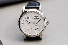 One of the greatest modern watch designs, A. Lange & Söhne's Lange 1, just got a serious upgrade.