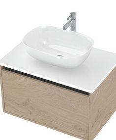 Trinity Basin, Mineral cast, Vessel | St Michel Bathroomware Basins, Mineral, It Cast, Bath, Home Decor, Bathing, Decoration Home, Room Decor, Bathrooms