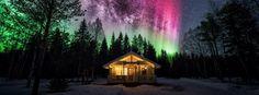 23 Aurora Borealis Facebook Covers