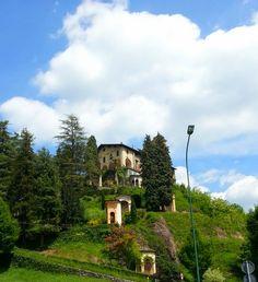 Piccolo sacro monte di Sant'Anna, Borgosesia, Valsesia  Piemonte