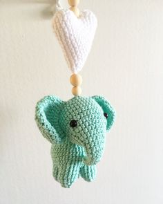 Virkad elefant (elefanthänge) - Gratis mönster 1cd7d9a699ef7