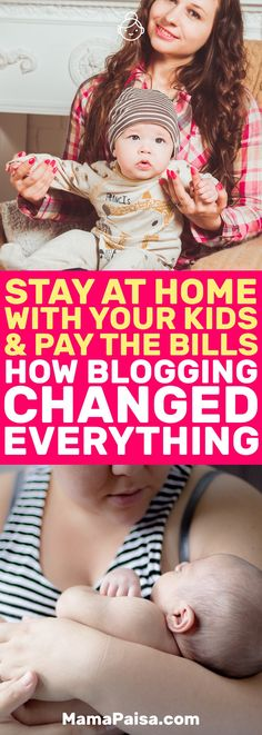 Ready to start working from home so you can spend more time with your children? Then you need to look into blogging. Here are the things I learned about working at home and blogging.