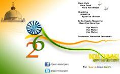 Hey, All Guy's   Wish You Very Happy Republic Day India.......!  #republicday #india #happyrepublicday
