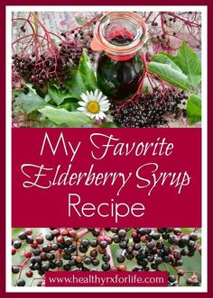 My Favorite Elderberry Syrup Recipe Homemade elderberry syrup is fun and easy to make! Protect your family with this timeless herbal remedy this cold and flu season! Home Remedies For Colds For Babies, Cold Home Remedies, Flu Remedies, Holistic Remedies, Natural Health Remedies, Herbal Remedies, Elderberry Recipes, Elderberry Syrup, Plants