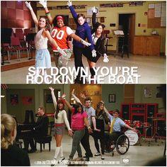1x01 Pilot & 3x22 Goodbye Sit Down You're Rockin' the Boat