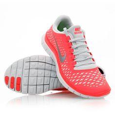 Nike Free 3.0 V4 - Womens Running Shoes