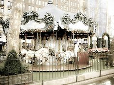 elegance~ Carrousel, Libra, Merry Go Round Carousel, Amusement Park Rides, Carnival Rides, Night Circus, Painted Pony, Carousel Horses, Shades Of White