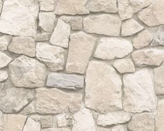 Dekora Natur 6 tapeta ścienna AS Creation Stone Wallpaper, View Wallpaper, Wallpaper Direct, Wallpaper Online, Pattern Wallpaper, Tiles Texture, Stone Texture, Tapete Beige, Austin Stone