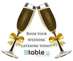Book your wedding catering today!