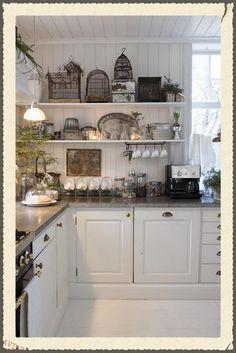 hermoso rincon para una cocina luminosa!!!!!!!!!!