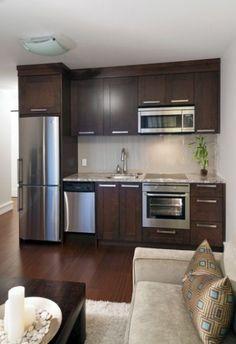Small Basement Kitchen Layout