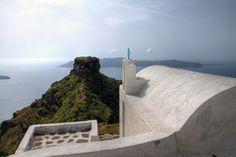 Skaros Castle | Santorini |