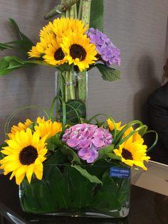 Lovely arrangement found in Irish Hotel